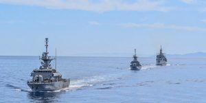Και το όνομα αυτού «Ηρακλής» – Εντάσσεται στο ΠΝ το νέο πλοίο Γενικής Υποστήριξης