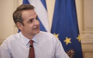 Στην τελετή έναρξης των εργασιών στο Ελληνικό ο Κ. Μητσοτάκης