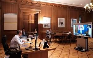 Κυρ. Μητσοτάκης: Απάντηση αντίστοιχη των επιπτώσεων της πανδημίας στη Σύνοδο Κορυφής