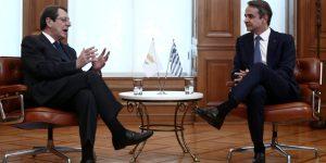 Μητσοτάκης:Τοπικός ταραχοποιός η Τουρκία – Ελλάδα και Κύπρος θα αντιδράσουν