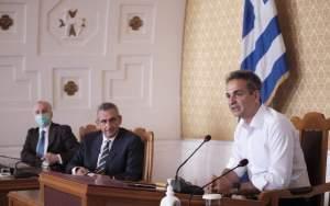 Κυρ. Μητσοτάκης: Εθνική επιτυχία η συμφωνία για την ΑΟΖ με την Αίγυπτο