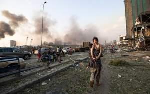 Θρήνος στον Λίβανο μετά τις πολύνεκρες εκρήξεις – Το μέγεθος της τραγωδίας σε φωτογραφίες