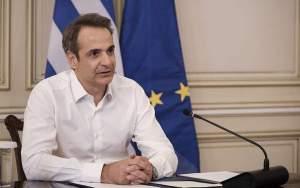 Κ. Μητσοτάκης: Η συμφωνία με την Αίγυπτο δημιουργεί μία νέα πραγματικότητα στην Αν. Μεσόγειο