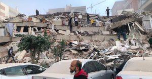 Σεισμός 6,7 Ρίχτερ – Τουρκία: Μεγάλες καταστροφές στη Σμύρνη από την δόνηση στη Σάμο