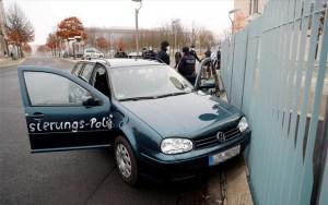 Γερμανική Καγκελαρία: «Δεν κινδύνευσε η κ. Μέρκελ ούτε κάποιος άλλος από το περιστατικό με το αυτοκίνητο»