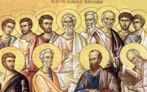 Άγιοι Απόστολοι: τόποι που δίδαξαν και ο τρόπος μαρτυρίου τους