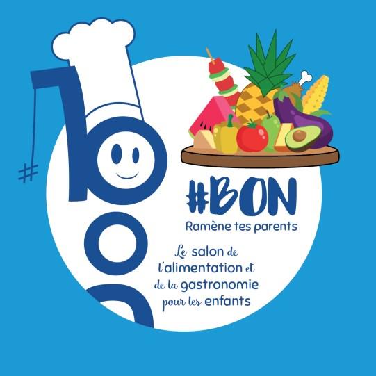 Version alternative Logo salon #BON 2018