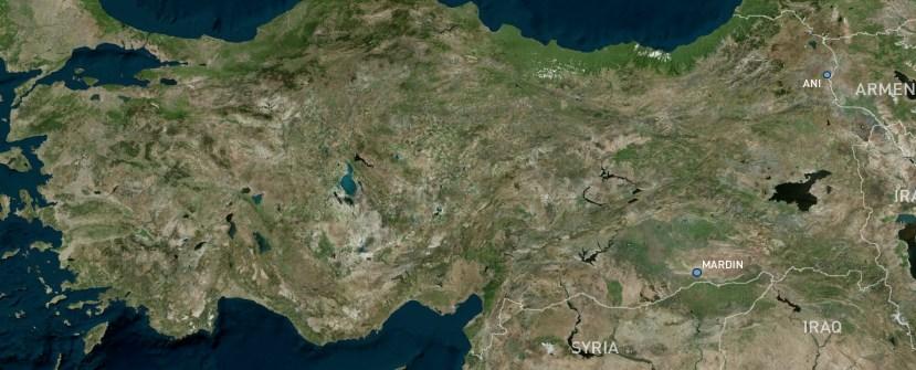 Mardin & Ani, terres du tournage