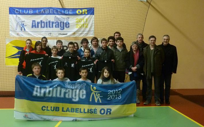 Label Arbitrage Ambrières 15.02.2014