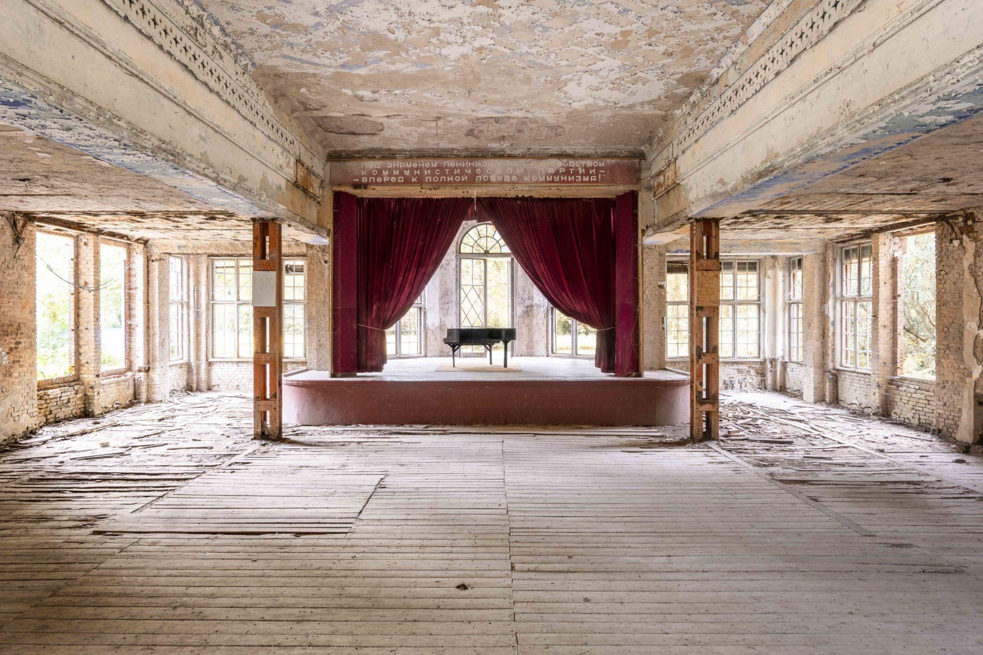 Requiem pour pianos 38 | Serie Requiem pour pianos | Romain Thiery | Germany