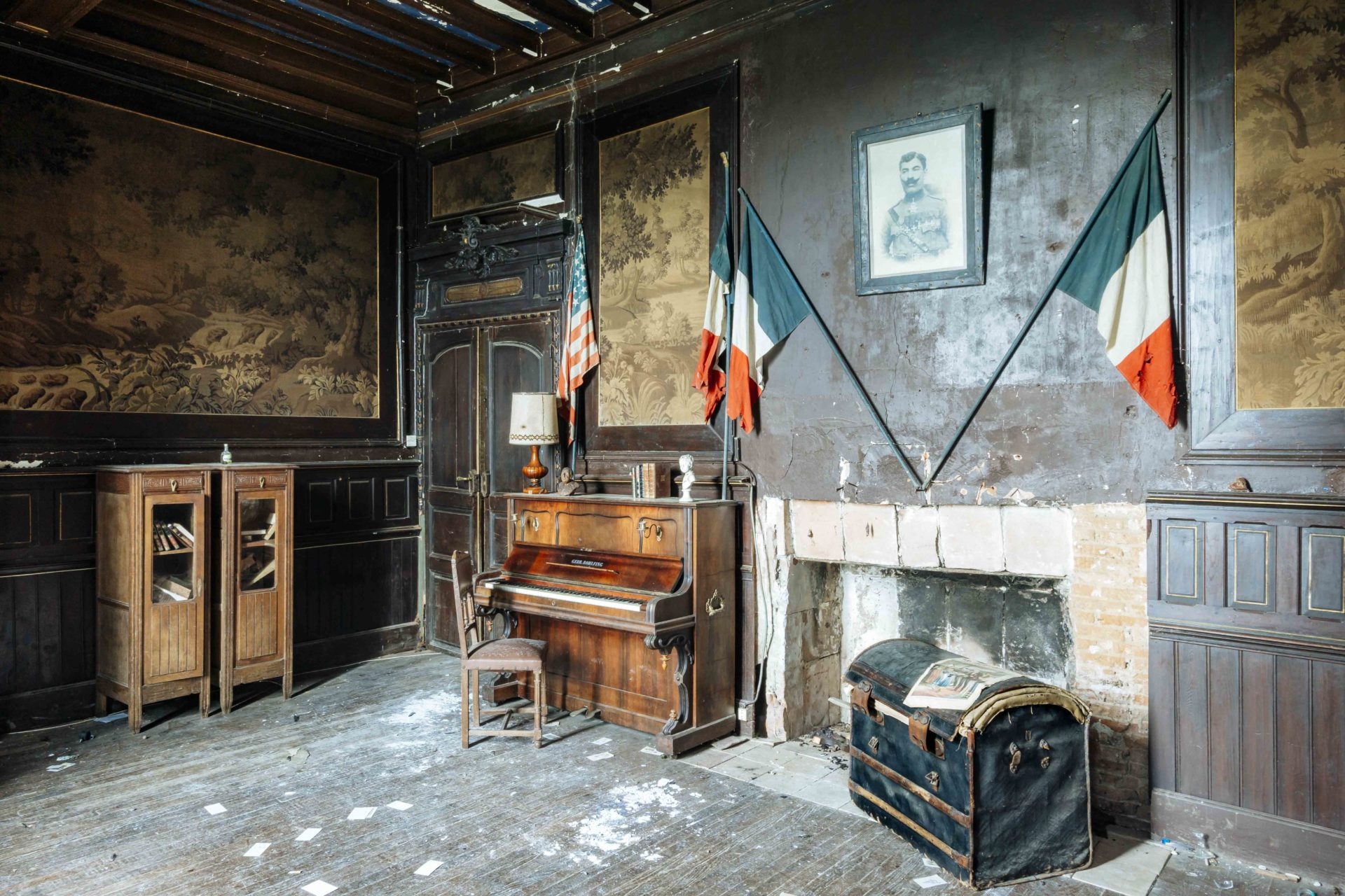 Requiem pour pianos 42 | Serie Requiem pour pianos | Romain Thiery | France