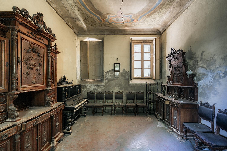 Requiem pour pianos 98 | Serie Requiem pour pianos | Romain Thiery