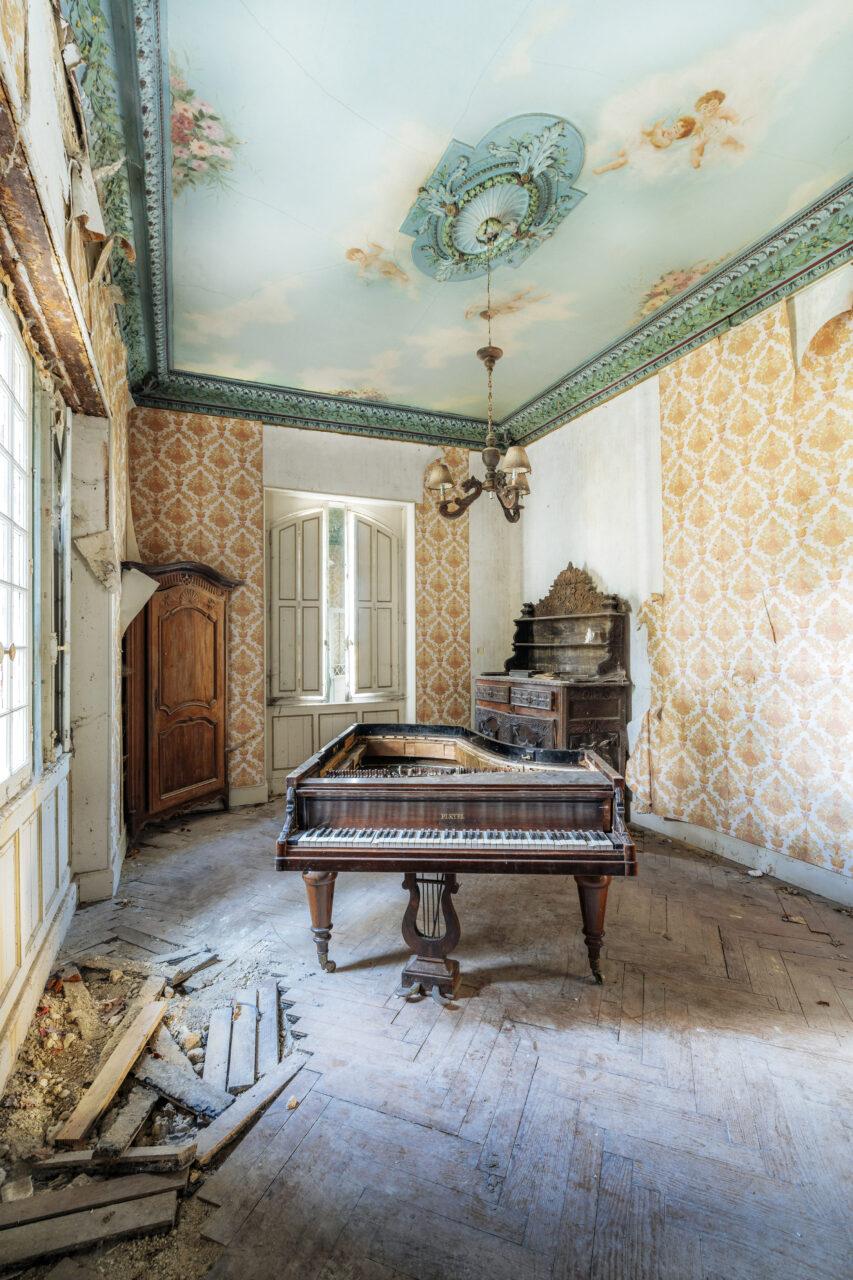Requiem pour pianos 106   Serie Requiem pour pianos   Romain Thiery