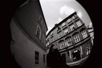 Stará Praha s Lomography Fisheye-16