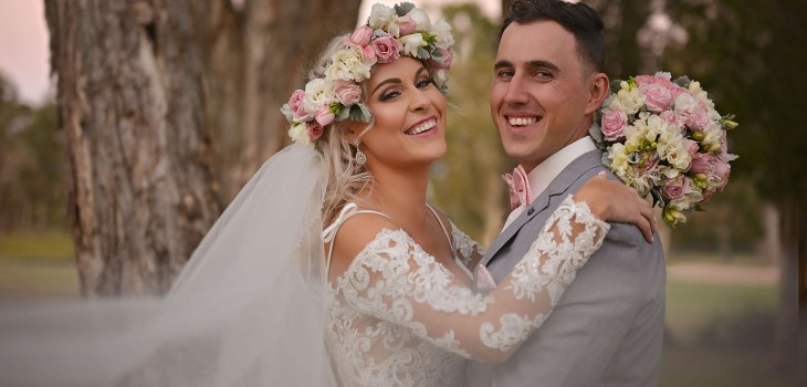 golf club wedding romana brisbane photographer