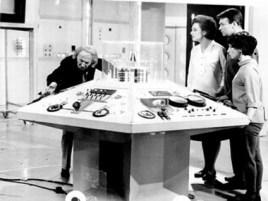 The Doctor, Barbara, Ian and Susan