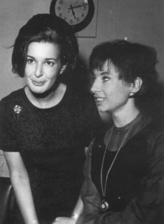 Verity Lambert & Carole Ann Ford