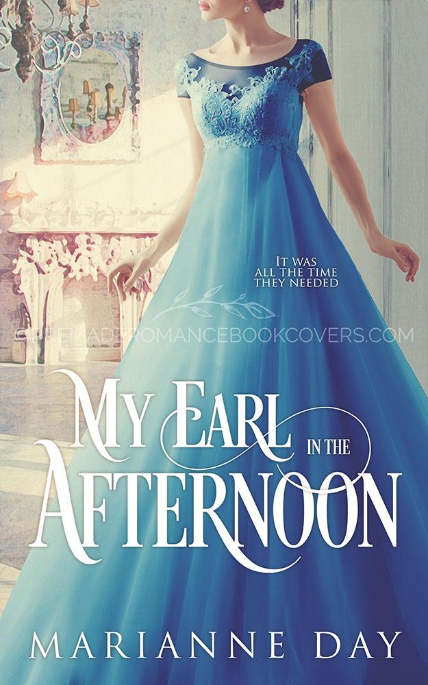 Regency Historical Romance Premade Book Cover
