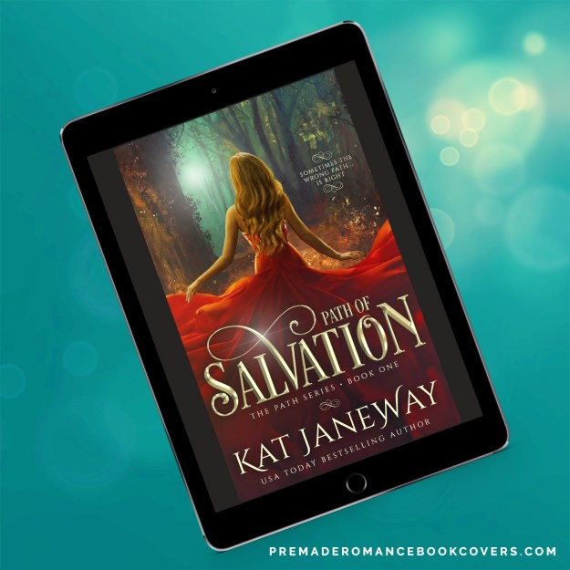 Paranormal Premade Fantasy Romance Book Cover