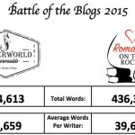 Battle of the Blogs 2015
