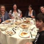 WRW Reader and Blogger Luncheon