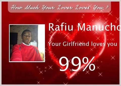 KNOW YOUR ENEMY: Professional Scammer Rafiu M. Amando