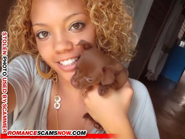 Wendy_smith 2 - Romance Scammer / Dating Scammer - Image Stolen From Real Person