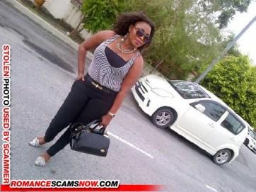 REAL SCAMMER: Andry Mary Atibaka (atibakamary93) andry.mary93@yahoo