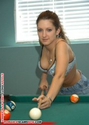 babysharon111@yahoo - Romance Scammer / Dating Scammer - Image Stolen From Real Person