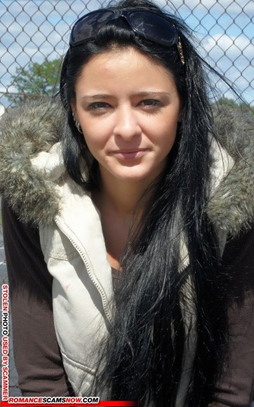 ebmeyer.janet@yahoo - Romance Scammer / Dating Scammer - Image Stolen From Real Person