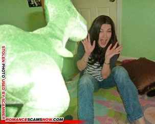 katherine_williams55@yahoo - Romance Scammer / Dating Scammer - Image Stolen From Real Person