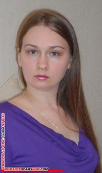trishsabol@yahoo - Romance Scammer / Dating Scammer - Image Stolen From Real Person