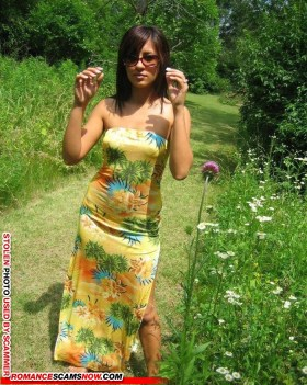 woodley vicki7 - Romance Scammer / Dating Scammer - Image Stolen From Real Person