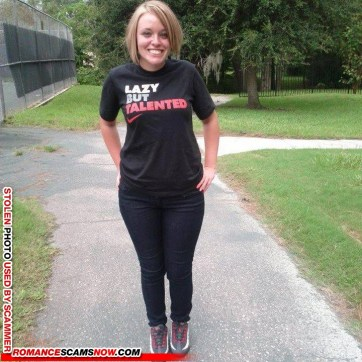 Linda Elloy - lindaelloy@yahoo.com - Hollywood, Florida - Nigerian Scammer
