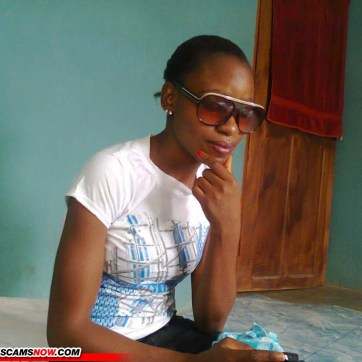 Adisa Blessing Mariam