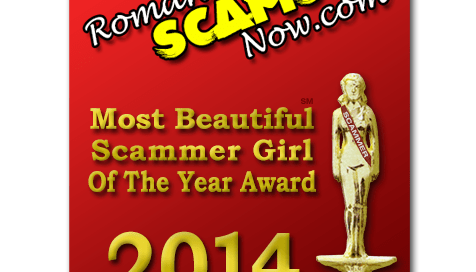 Romance Scams Now Most Beautiful Scammer Girl Of The Year
