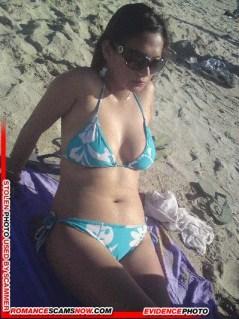 Dating scammer Leonamel Bolos - Leonora P Abarquez