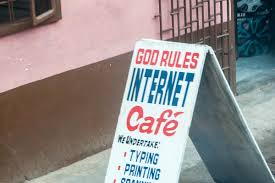 Accra Internet Cafe