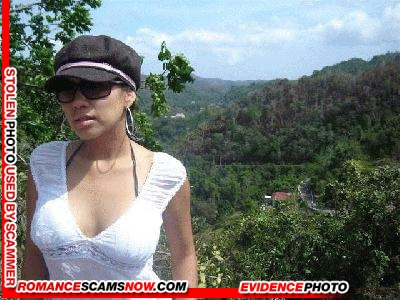 Dating scammer Zilevu Mawutor