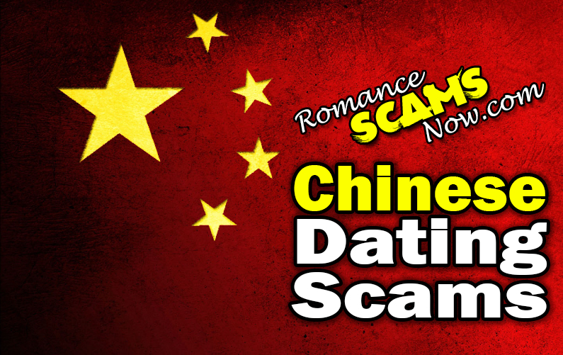 chinese dating scams