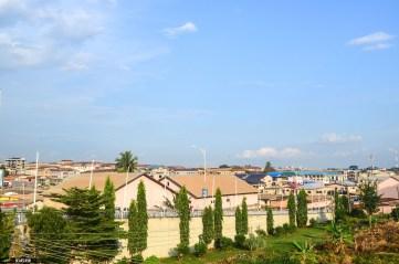 City of Kumasi, Ashanti, Ghana