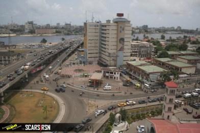 West Africa City of Lagos, Lagos State, Nigeria