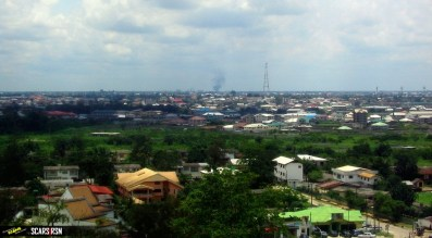 West Africa City of Port Harcourt, Rivers State, Nigeria