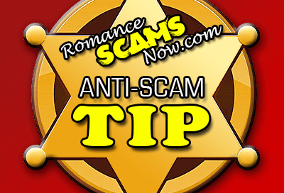 Anti-Scam Tip - Be Smart Against Romance Scammers!