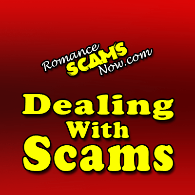 Dealing With Scams