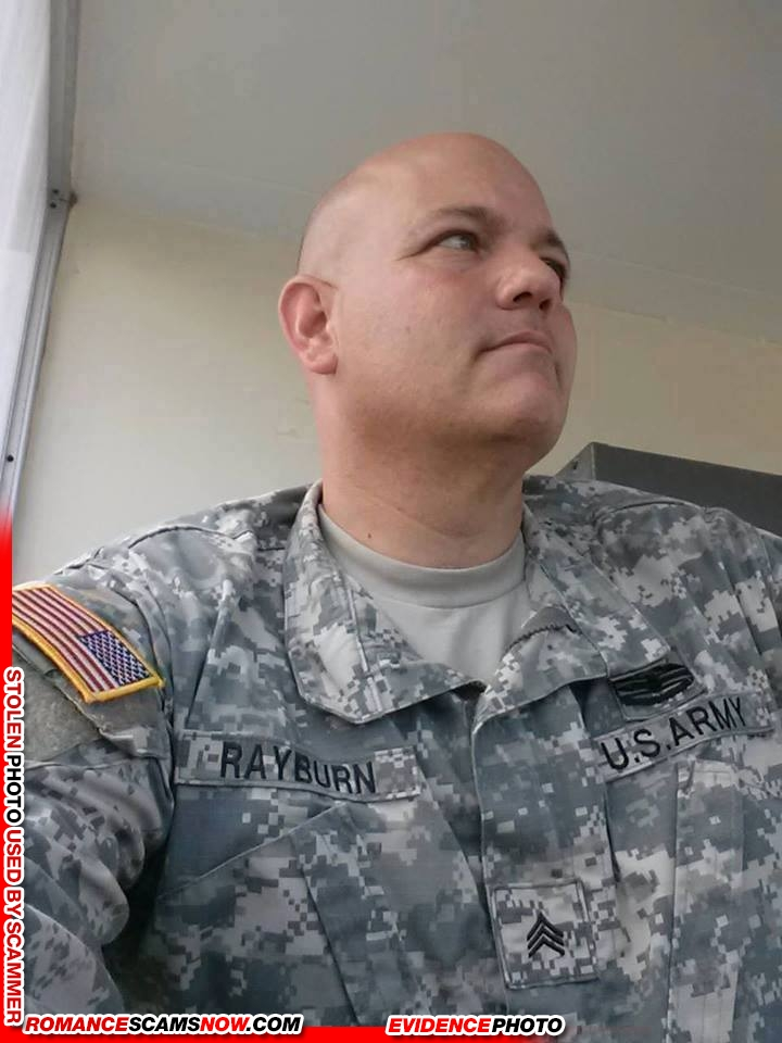 Army Gays Army Dating Fraudster Arrested