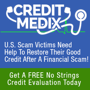 Credit Score Help For Scam Victims