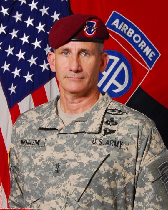 General John W Nicholson 7