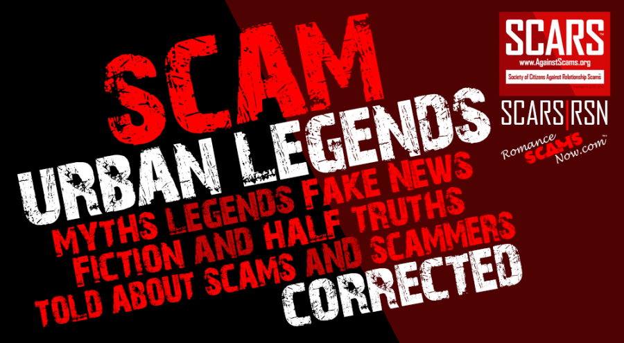 SCARS|RSN™ Scammer Urban Legends –Chapter 2 – Scammers Are Stupid?