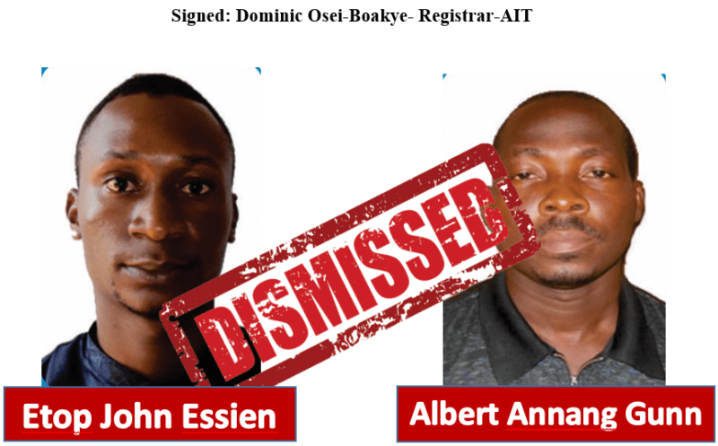 RSN™ Special Report: African Corruptions – Another University Co-oped By Scammers